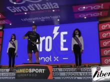 Premiazione - GiroE 2020 -  5° Tappa: Montalbano Jonico - Matera