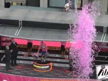 Giro d'Italia 2020 - Premiazione 11° Tappa: Porto Sant'Elpidio - Rimini