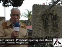 Domenico Bulzomì, Presidente Sportig Club Mileto - Giro d'Italia 2020
