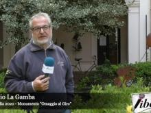 "Il Maestro Antonio La Gamba - Monumento ""Omaggio al Giro"" - Giro d'Italia 2020"