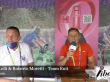 Giro E 2021 - Intervista a Max Lelli & Roberto Moretti - Tappa 2