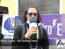 Giro E 2021 - Intervista a Luca Maria Lucini - Tappa 3