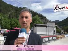 Giro d'Italia 2021 - Intervista a Marco Filipponi, Sindaco di Genga - Tappa 6