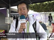Giro E 2021 - Intervista ad Alejandro Villalobos   - Tappa 8