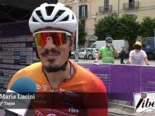 Giro E 2021 - Intervista a Luca Maria Lucini - Tappa 9