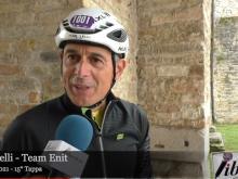 Giro E 2021 - Intervista a Max Lelli - Tappa 15