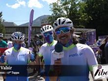 Giro E 2021 - Intervista al Team Valsir - Tappa 17
