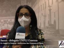 Intervista a Elvira Sacco - Viaggio in Calabria