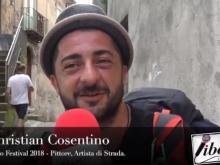 Christian Cosentino - Cleto Festival 2018, Cleto (Cs).