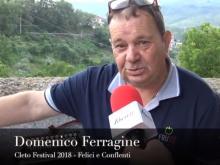 Domenico Ferragine, Felici e Conflenti - Cleto Festival 2018, Cleto (Cs).