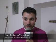 Don Roberto Tomaino, Parroco di Soveria Mannelli (Cz)