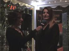 """Antonella Sotira intervista Luigia Spinelli - Presentazione di """"Blue Christmas"""" - Premio IUSARTELIBRI"""