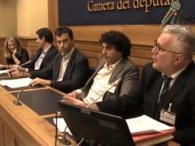 Conferenza stampa organizzata dal Comitato Mare X Tutti