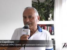 Intervista a Filippo Capellupo - 40° Anniversario Costituzione Pro Loco Platania