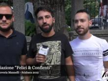 """Intervista all'Associazione """"Felici & Conflenti"""" - Città di Soveria Mannelli - Sciabaca 2019"""