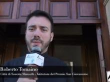 Roberto Tomaino - Premio San Giovannino 2018