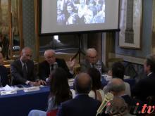 """Lucio Villari - Presentazione di """"Dopoguerra"""" di Mario Avagliano e Marco Palmieri"""
