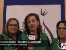 Intervista al Gruppo Missionario Mamme Margherita - 11^ Sagra della Castagna 2019 a Cotronei