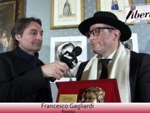 Intervista a Francesco Gagliardi - Premio Anita Ekberg 2020
