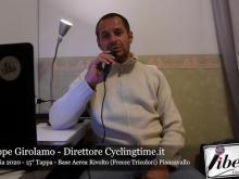 Giuseppe Girolamo - Giro d'Italia 2020 -15° Tappa: Base aerea Rivolto Frecce Tricolori - Piancavallo