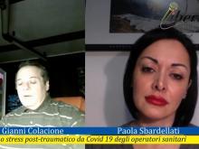 Paola Sbardellati. Lo stress post-traumatico da Covid 19 degli operatori sanitari