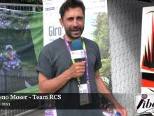 Giro E 2021 - Intervista a Moreno Moser - Tappa 2