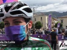 Giro E 2021 - Intervista a Manuela De Iuliis- Tappa 9