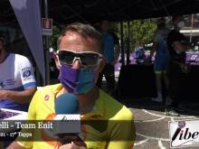 Giro E 2021 - Intervista a Max Lelli - Tappa 17