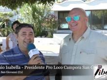 Antonio Isabella intervista Paolo Marra a Campora San Giovanni