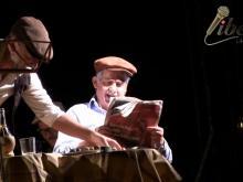 Cosimo Rega - Il CORAGGIO della LEGALITÀ della Compagnia teatrale Stabile ASSAI DI REBIBBIA