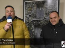 Intervista a Paolo Nicolazzo & Bruno Gallo - Platania - Nel cuore del mondo a Panetti