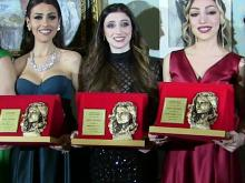 Intervista a Rossella Cardinale, Raffaella Pace ed Erika Cardinale -  Premio Anita Ekberg 2020