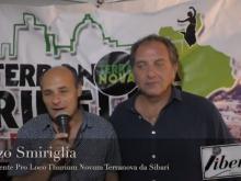 Enzo Smiriglia, Presidente pro loco Thurium Novum Terranova da Sibari - Le Muse del Mediterraneo, 4 Agosto 2018.