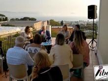 """Immagini: Presentazione de """"Il mare che ho dentro"""" di Rosalba Volpe, ed Officine Editoriali da Cleto"""