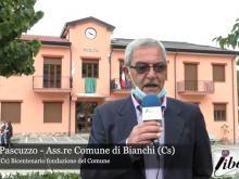Intervista a Rino Pascuzzo - Celebrazione del Bicentenario della fondazione del Comune di Bianchi