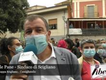 Raffaele Pane, Sindaco di Scigliano - Giro E 4° Tappa: Scigliano - Camigliatello