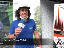 Giro E 2021 - Intervista a Roberto Ferrari - Tappa 2