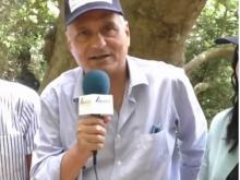 Filippo Capellupo - UNPLI in visita al Platano di Curinga