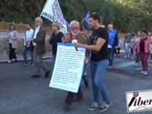 """Mario Dumini """"l'Eremita"""" - XI Marcia per la Libertà dei popoli oppressi"""