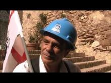 Intervista a Massimiliano, operaio dell'Alcoa - 7° Incontro Nazionale IDV • Vasto 22/09/12