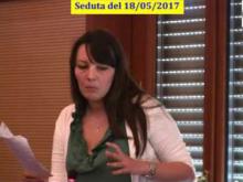 Seduta del Consiglio Municipale Roma VII del 18/05/2017 Parte 1 di 2
