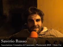 Saverio Russo, Associazione Cromatica di Catanzaro