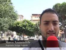 Marco Ammendola, Segretario Arcigay Lamezia.