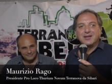 Maurizio Rago, Presidente pro loco Thurium Novum Terranova da Sibari - Le Muse del Mediterraneo, 4 Agosto 2018