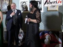 Premiazione di Rino Barillari - Premio Anita Ekberg 2020