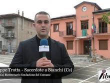 Intervista a Giuseppe Trotta - Celebrazione del Bicentenario della fondazione del Comune di Bianchi
