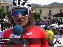 Giro E 2021 - Intervista a Roberto Ferrari - Tappa 9