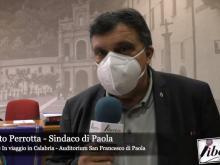 Intervista a Roberto Perrotta, Sindaco di Paola