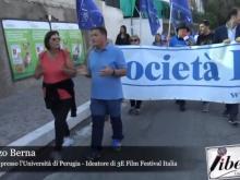 Lorenzo Berna - XI Marcia per la Libertà dei popoli oppressi