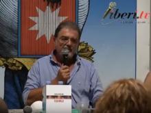 """Fabio Anselmo - Presentazione del libro """"Federico"""" di Fabio Anselmo - Fandango editore."""